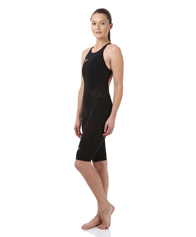 LZR ELITE 2 BLACK CLOSED BACK