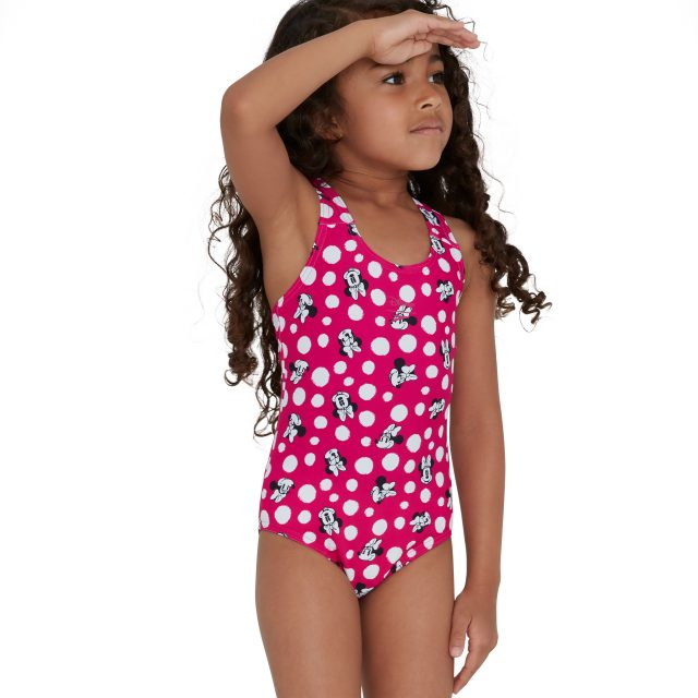 Minnie Mouse Digital Allover Swimsuit