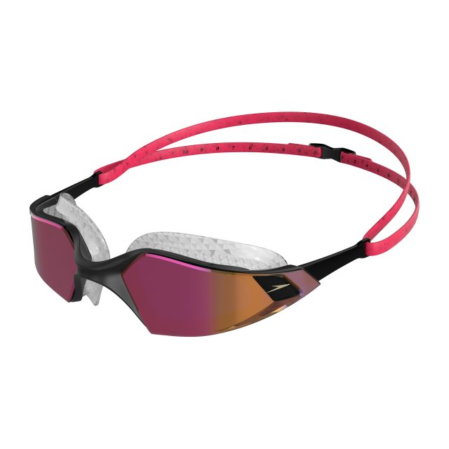 Aquapulse Pro Mirror Phoenix Red/Black/Rose Gold