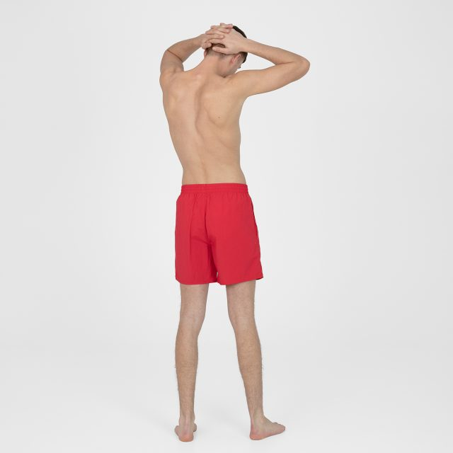 Essentials 16″ Watershort rood