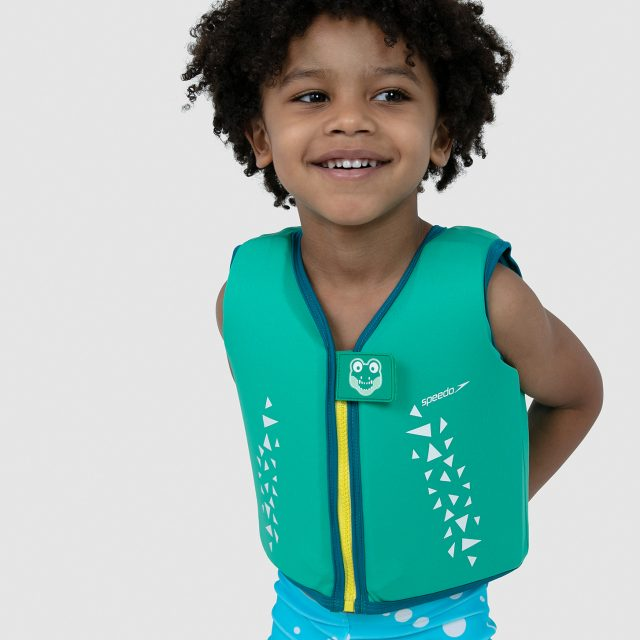 CROC PRINTED FLOAT VEST