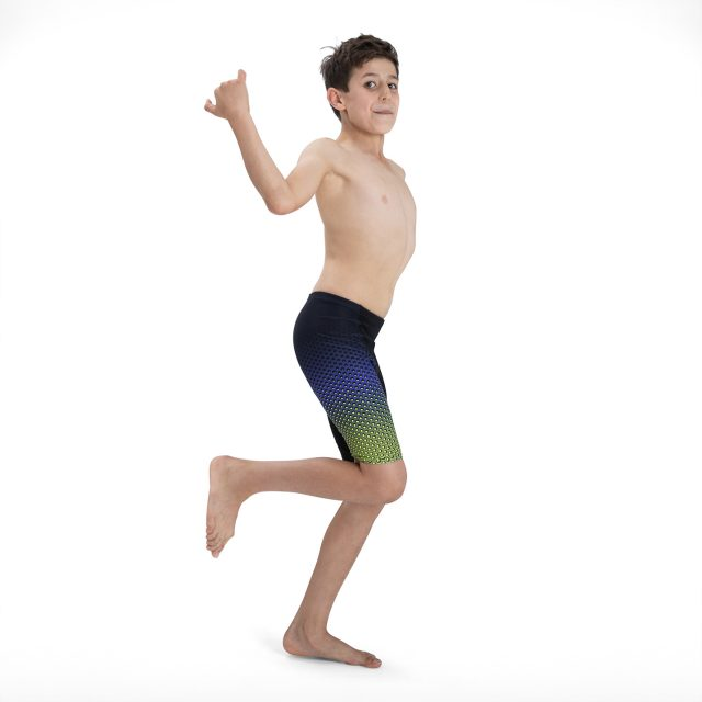 Fastskin Junior Endurance+ High Waisted Jammer BLACK
