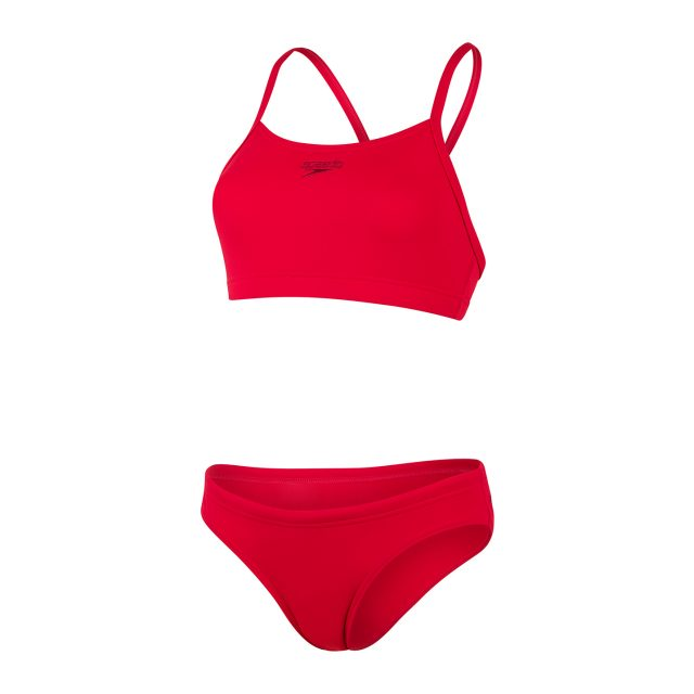 Essential Endurance+ bikini red