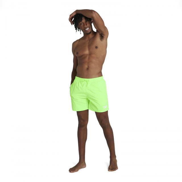 Essentials 16″ Watershort groen
